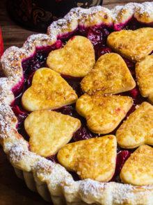 Berry Blush Pie Recipe