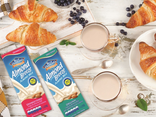 Win A Year's Supply Of Almond Breeze, Worth R1 500!