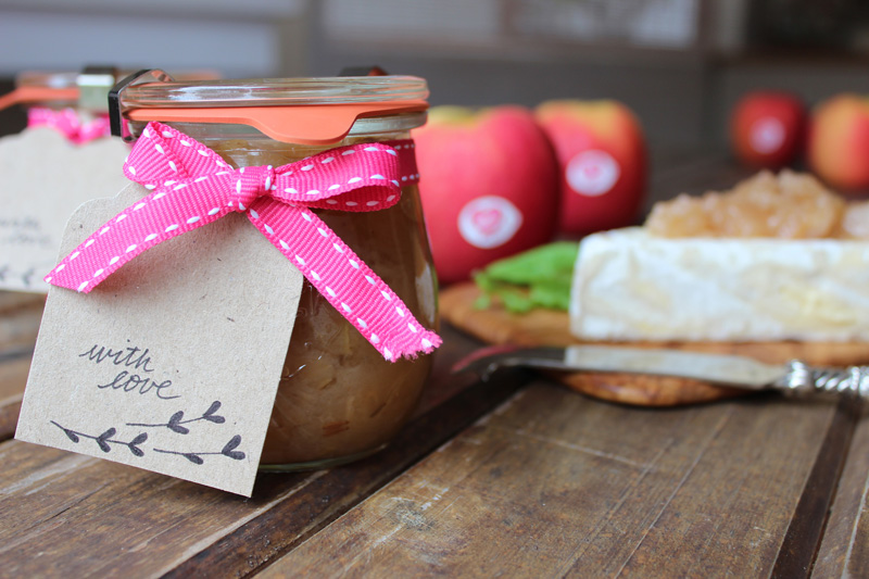 Pink Lady Apple And Ginger Relish Recipe