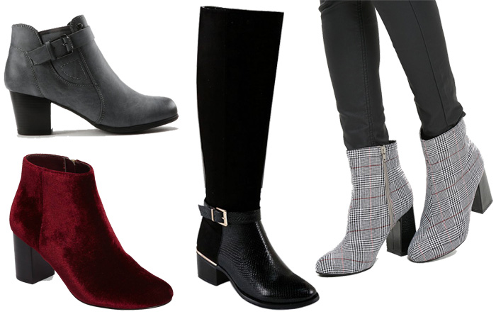 21 Pairs Of Fashionable Winter Boots For Under R600
