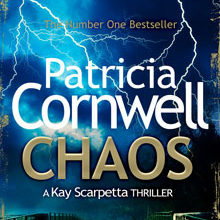 Win A Signed Copy of Chaos, The Latest Novel By Patricia Cornwell!