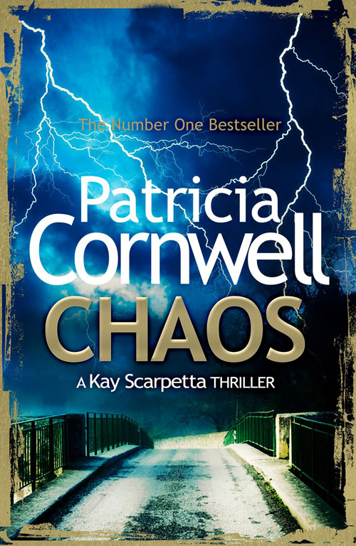 patricia cornwell chaos giveaway