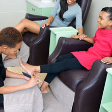 Win 1 One Of 2 Sorbet Power Pedi Vouchers, Valued At R255 Each!