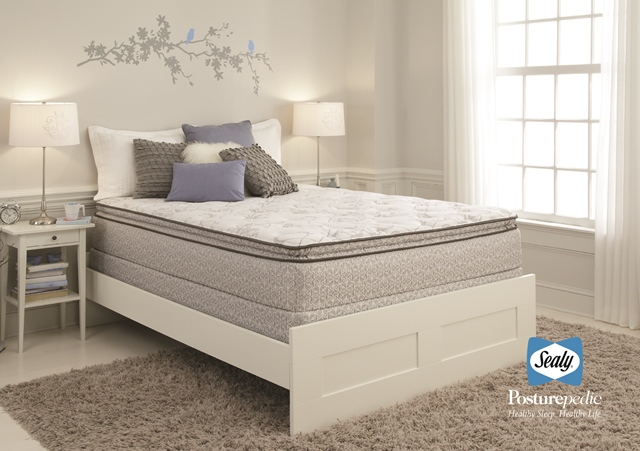 Win One Of Four Sealy Posturepedic Bed Sets, Valued At R13 000 Each
