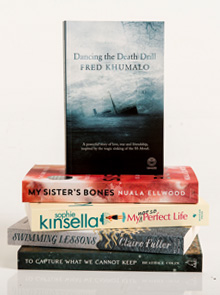 Win a Great Reads Books Hamper, Valued at over R1 000!