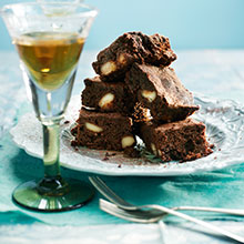 Easter recipes: chocolate brownies
