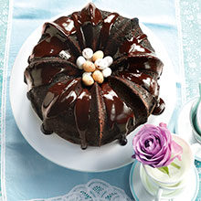 Easter recipes: Bundt cake