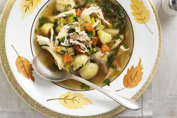 budget family meals soup