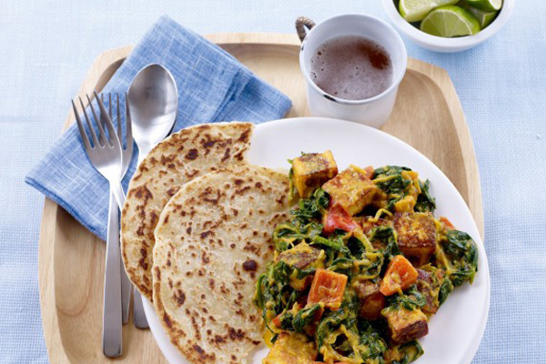 budget family meals curry