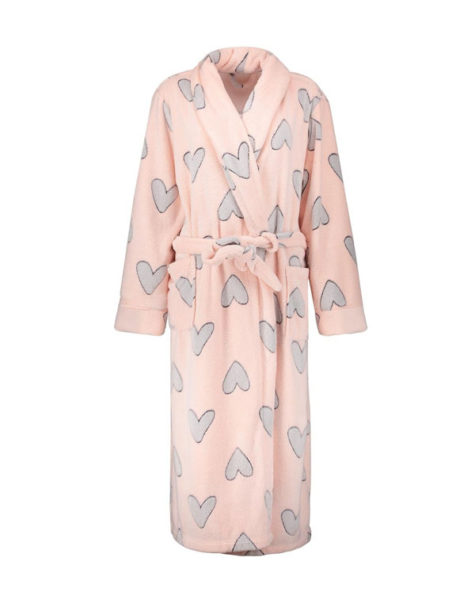Mother's Day gift guide: heart fleece gown