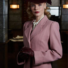 Q&A With SS-GB Star Kate Bosworth