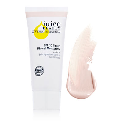 organic beauty products tinted moisturiser