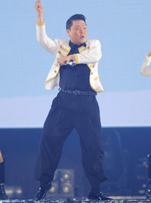 'Gangnam Style' Star PSY Releases A New Face