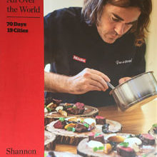 We're Giving Away 2 Shannon Bennett Cookbooks From Miele, Valued At R675 Each