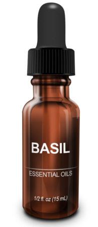 Flawless foundation: essential oil