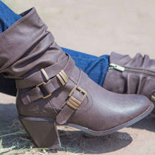 Win One Of 3 Pairs Of Jeep Spirit Collection Boots, Valued At R900 each!