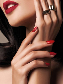 nail colours for winter