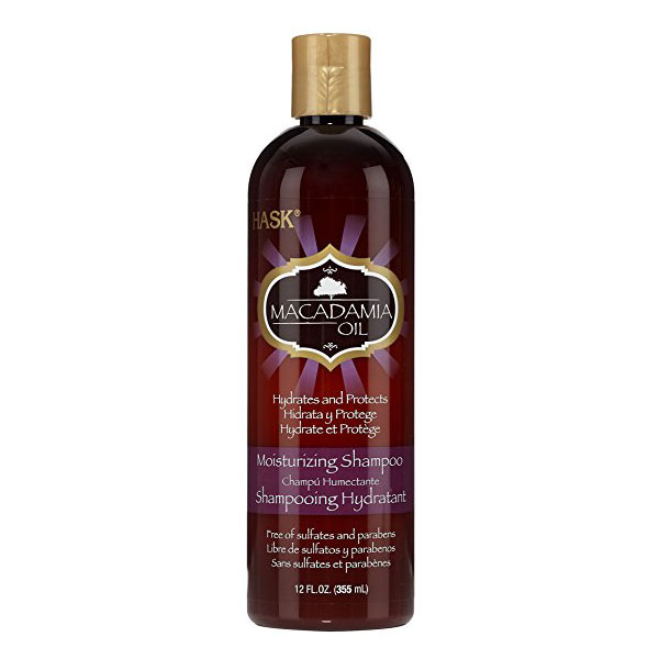 our top sulphate free hair products macadamia oil
