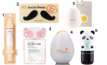 weird beauty products that work_tony moly