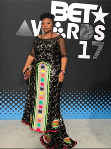 Yvonne Chaka Chaka Honoured At BET Awards 2017