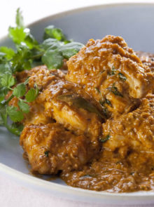 Jenny Morris' Butter Chicken Recipe