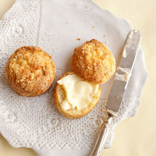 This cheese scone recipe makes the perfect baking project