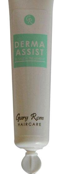 Gary Rom Derma Assist dry scalp treatments