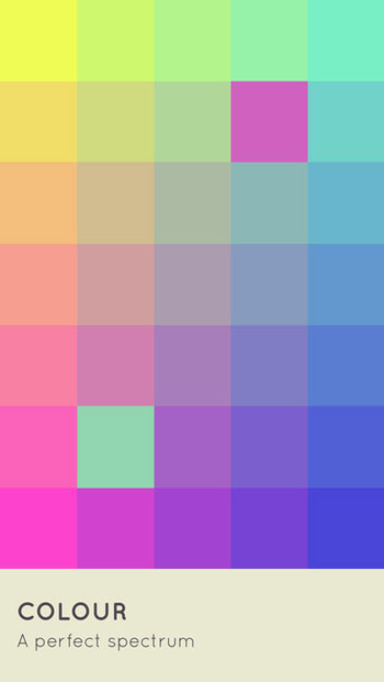 offline apps - colour blocks game