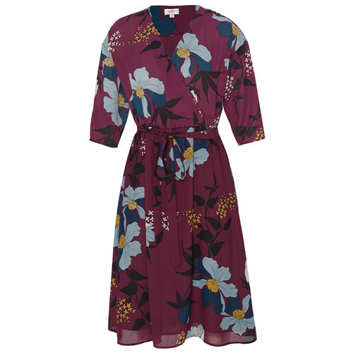 wrap dresses online poetry