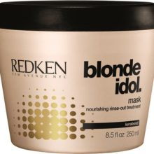 Win one of four Redken hampers for blonde hair, worth R2 000 each