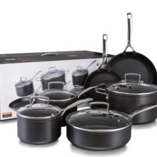 Win One of Four Amazing Le Creuset Toughened Non-Stick Six-Piece Cookware Sets, Valued At R11 850 Each