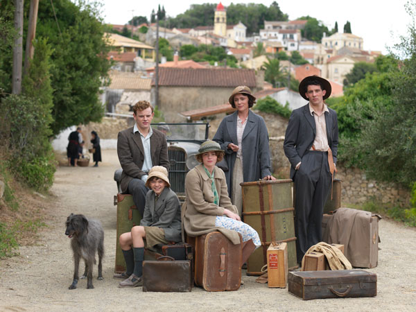 The Durrells tv show family
