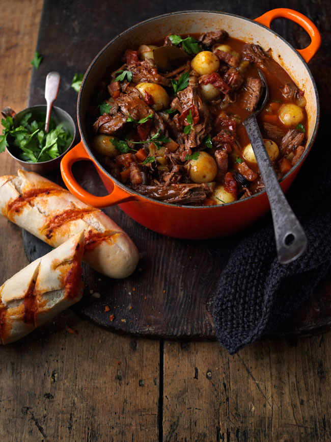 Chianti Beef Stew Recipe