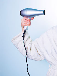 The Best Way To Blow Dry Hair Quickly