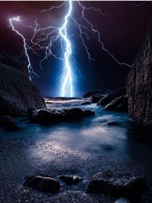 cape storm lightning bolt