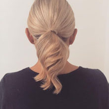 How To Do A Ponytail For Short Hair
