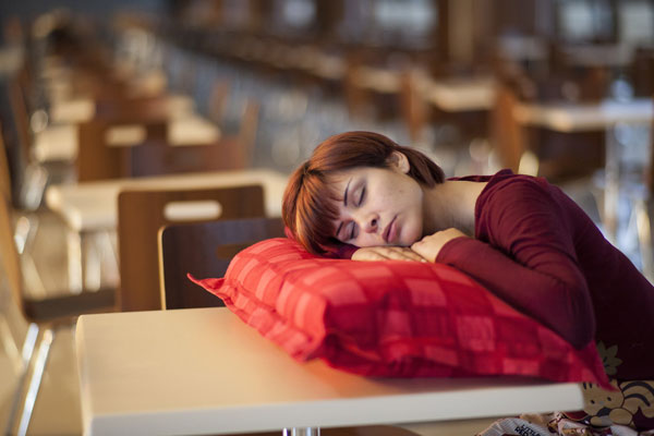 Learn how to fall asleep if you're struggling