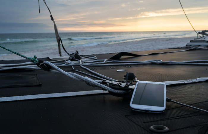 6 Great Offline Apps For When You're Out At Sea