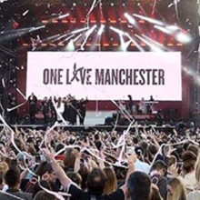 A Sweet Look At The One Love Manchester Benefit Concert