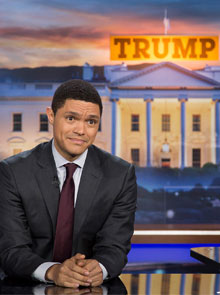 Trevor Noah Tackles The Meaning Of Covfefe