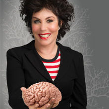 Comedian Ruby Wax on Mental Illness