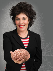 Comedian Ruby Wax on Mental Illness