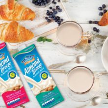 Win One of Two Almond Breeze Hampers, Worth R1500 Each