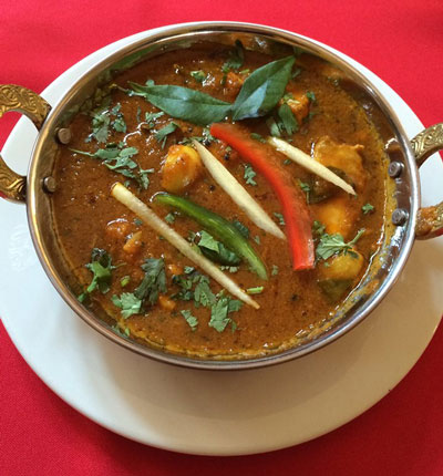 curry restaurants in Durban - Mali's