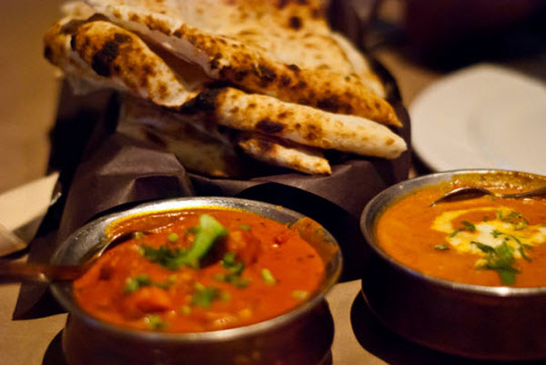 curry restaurants in Joburg - Thava