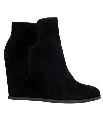 black boots from Woolworths