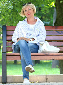 dealing with menopause