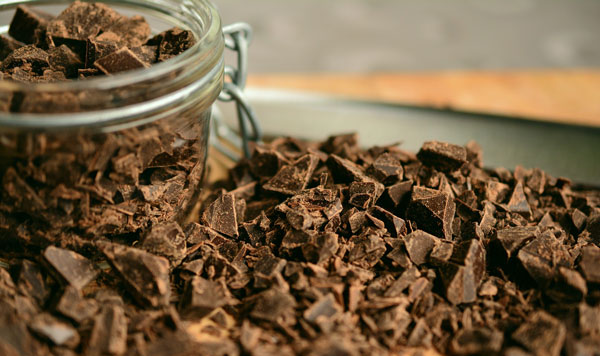 healthy drinks when to use chocolate