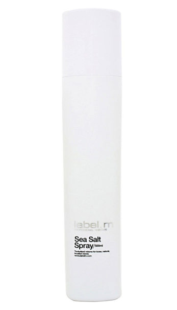 Label M salt spray: Short hair
