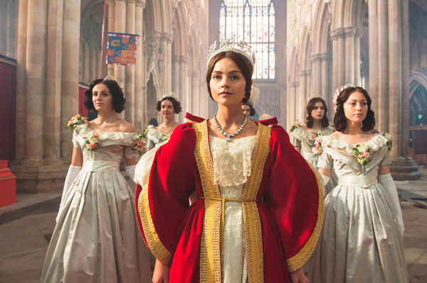 royal tv shows to watch about Queen Victoria